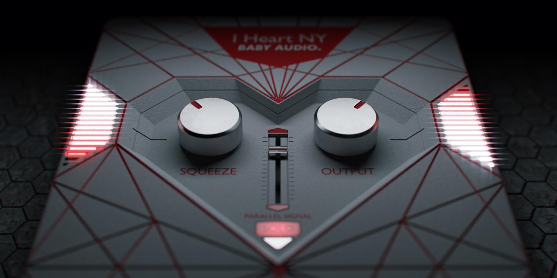 BABY Audio I Heart NY - Parallel Compressor