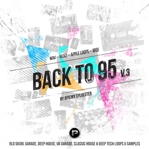 BACK TO 95 - VOLUME 3 (Jeremy Sylvester)