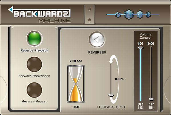 Backwards Machine