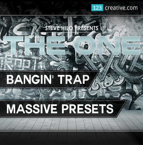 Bangin' Trap - Massive presets