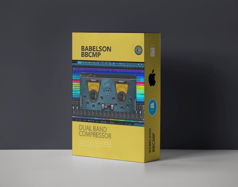 BBCMP Dual Band Compressor