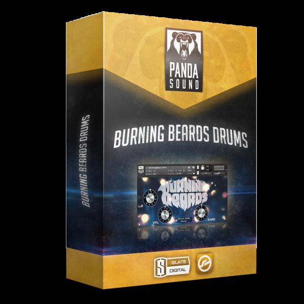 BURNING BEARDS DRUMS