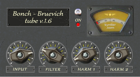 Bonch-Bruevich Tube