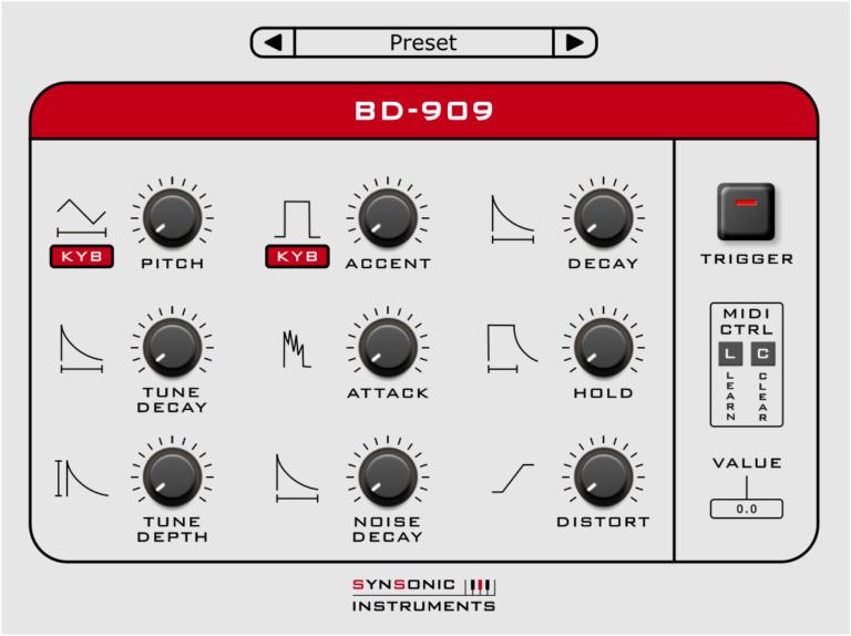 Synsonic BD-909