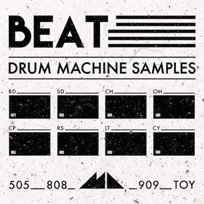 Beat: Drum Machine Samples