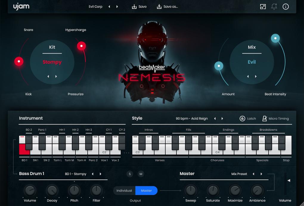 Beatmaker NEMESIS
