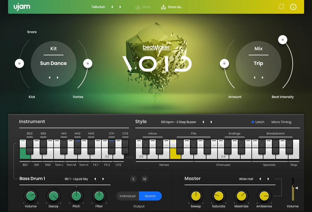 Beatmaker VOID