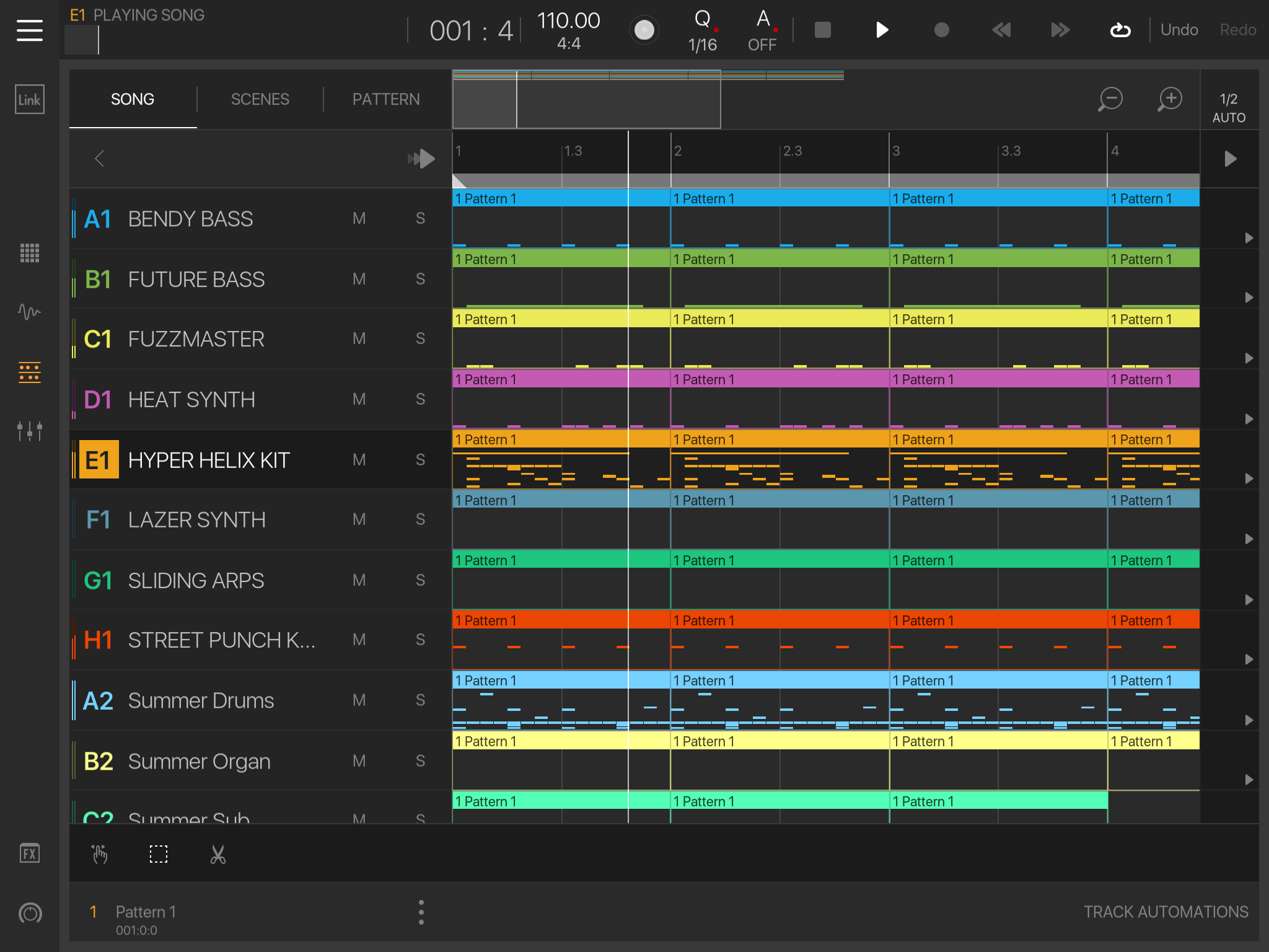 KVR: Intua updates BeatMaker 3 for iOS to v3 0 2