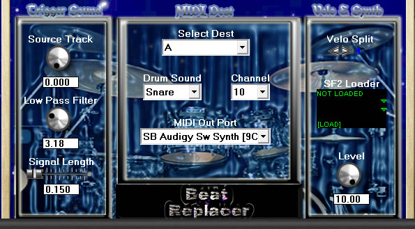 drum replacer vst