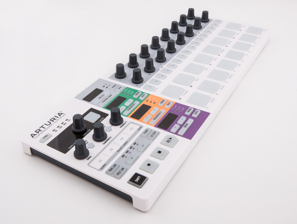 Arturia announces BeatStep Pro - Controller and Dynamic Performance Step Sequencer