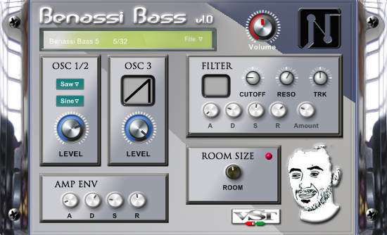 Benassi Bass VST