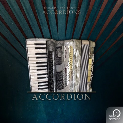 Accordions 2 - Single Accordion