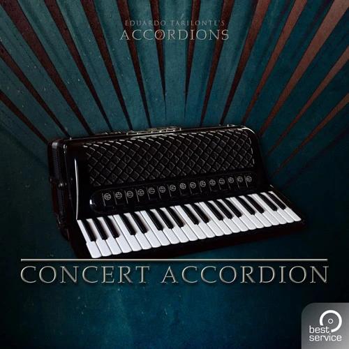 Accordions 2 - Single Concert Accordion