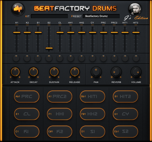 Beatfactory Drums