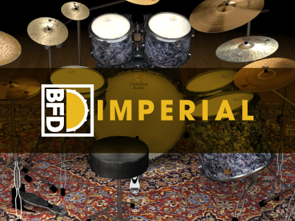 BFD Imperial Drums