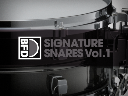 BFD Signature Snares Vol.1