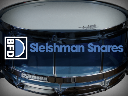 BFD Sleishman Snare