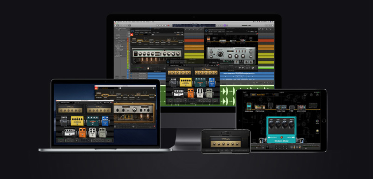 KVR: Positive Grid releases BIAS FX Mobile Universal for iPhone and iPad