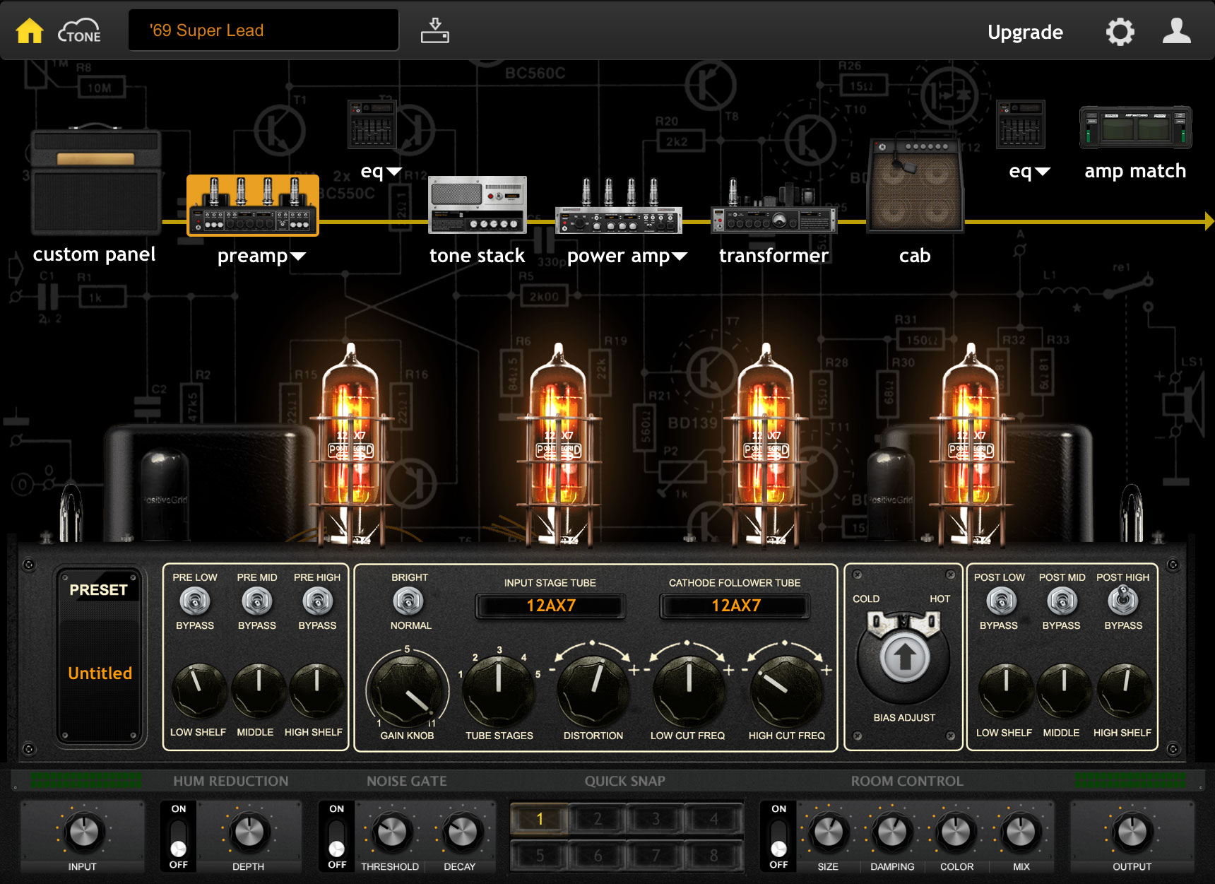 kvr positive grid releases bias desktop amp matching modeler for mac win vst au rtas aax. Black Bedroom Furniture Sets. Home Design Ideas
