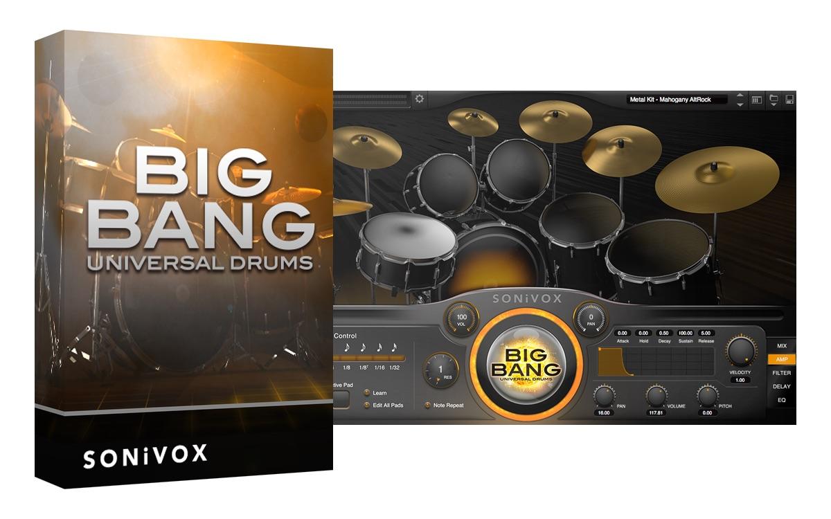 Big Bang - Universal Drums
