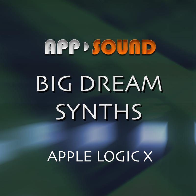 Apple Logic Big Dream Synths