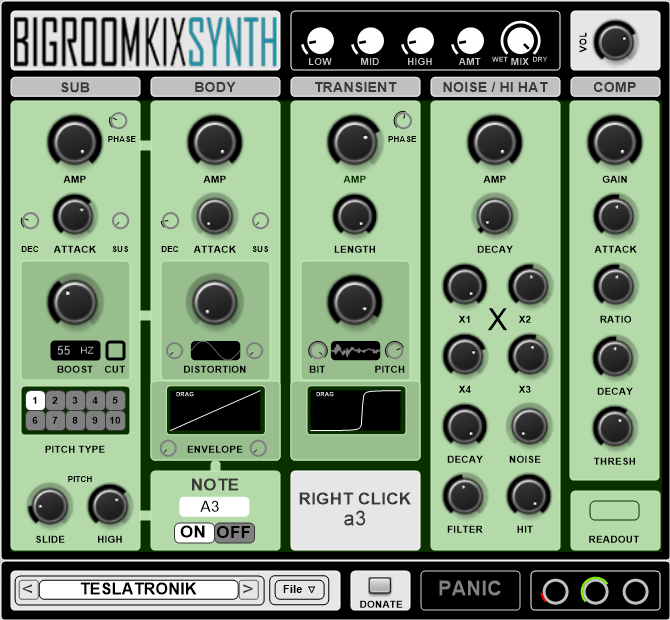 BIGROOMKIX SYNTH