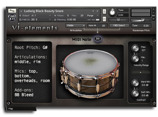 BB Snare