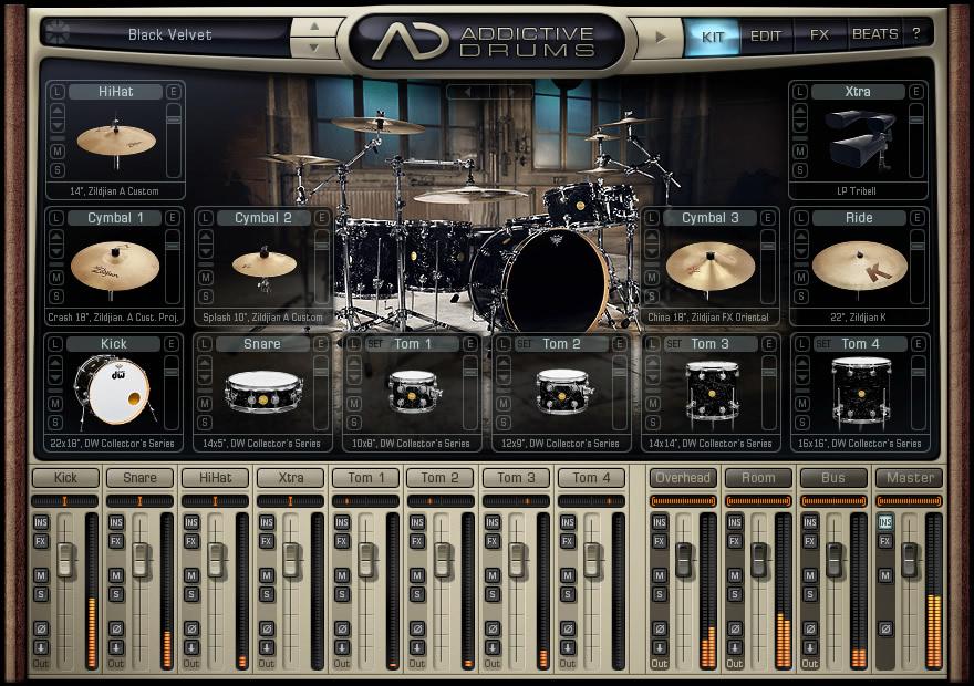 Kvr Musikmesse 2013 Xln Audio Releases Black Velvet Adpak And