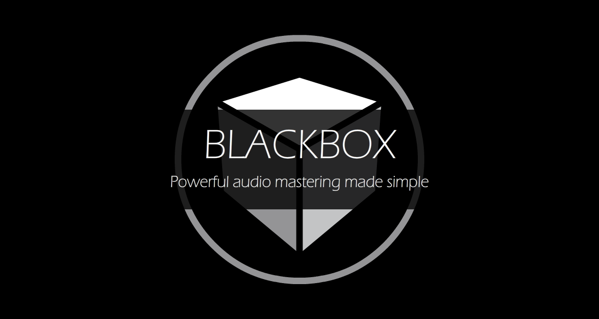 Blackbox II Audio Mastering