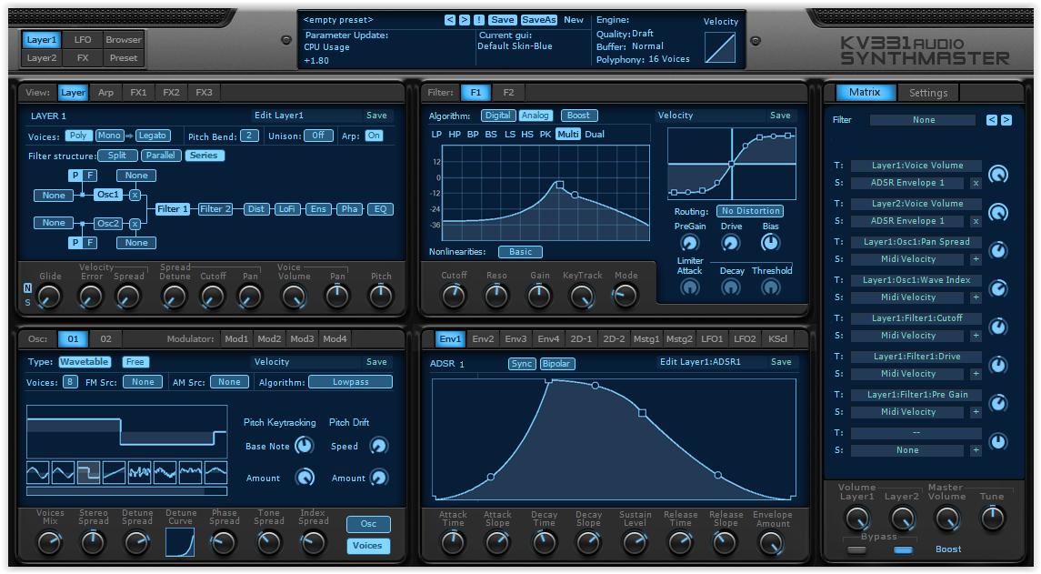 kv331 synthmaster 2.8 crack