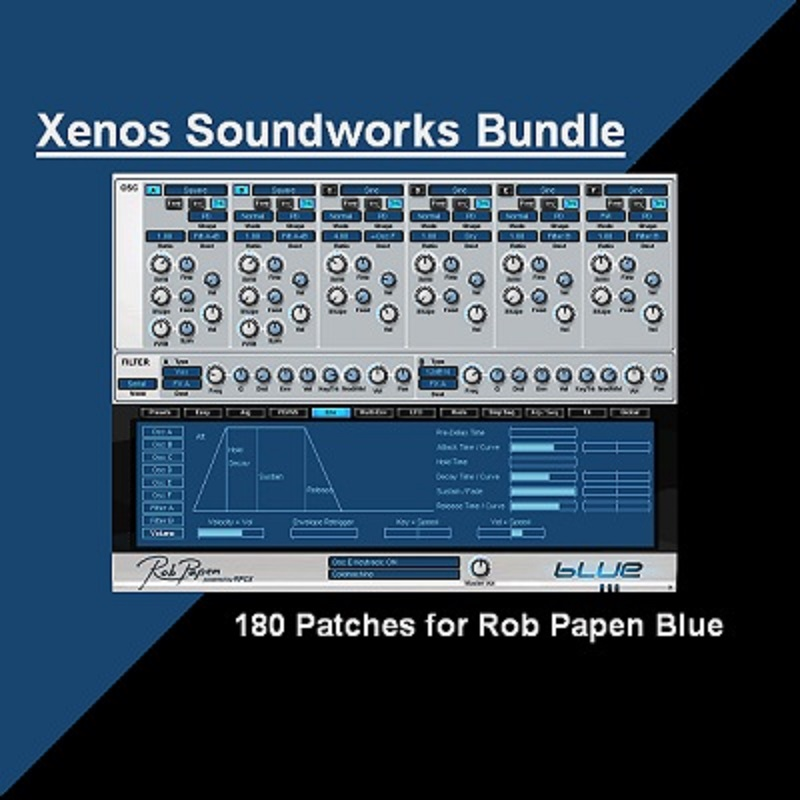 Blue - Xenos Soundworks Bundle
