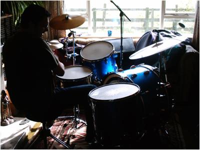 Blue Drums XL