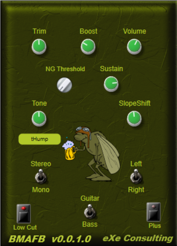 BMAFB plugin distorsion vst gratuit