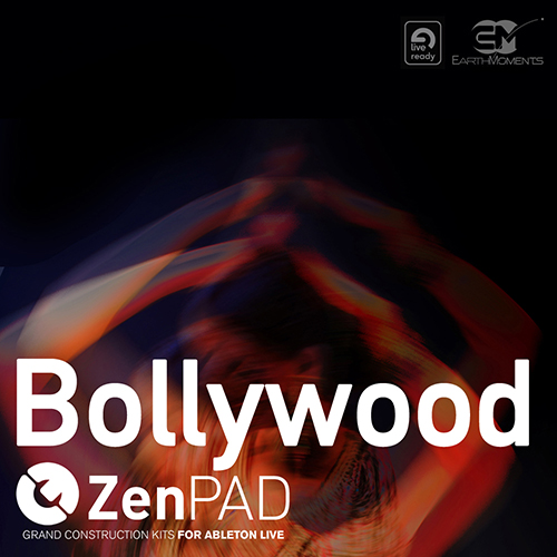 ZenPad Bollywood - Grand Construction Kit for Ableton Live