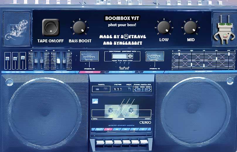 Boombox VST
