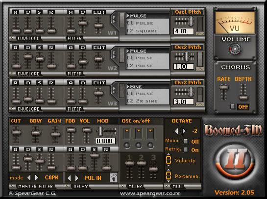 Boomed-FM II