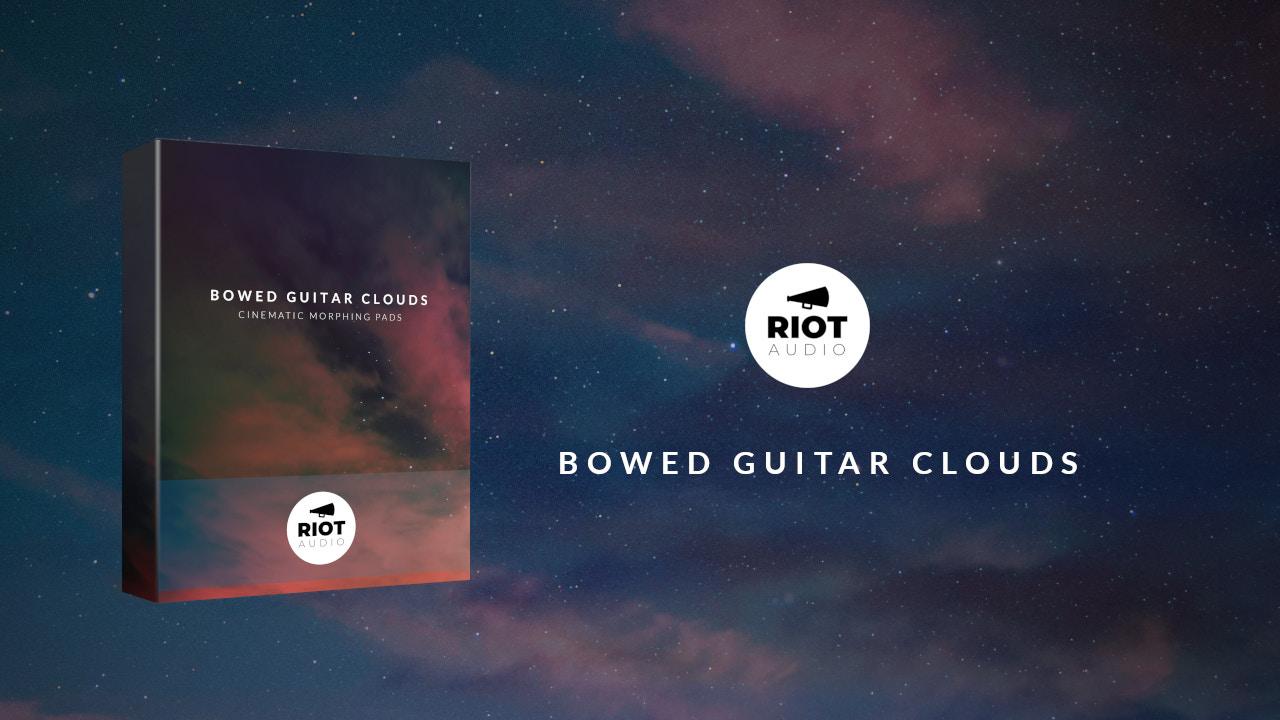 Bowed Guitar Clouds