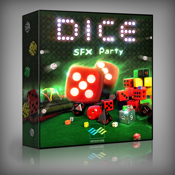 Dice sfx Party