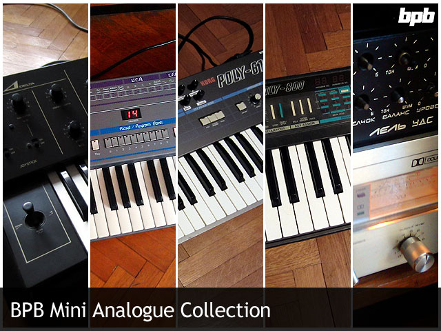 Mini Analogue Collection