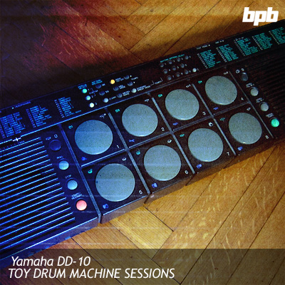 Yamaha DD-10 Toy Drum Machine Sessions