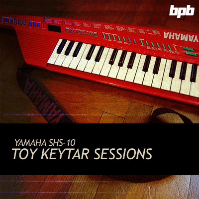 Yamaha SHS-10 Toy Keytar Sessions