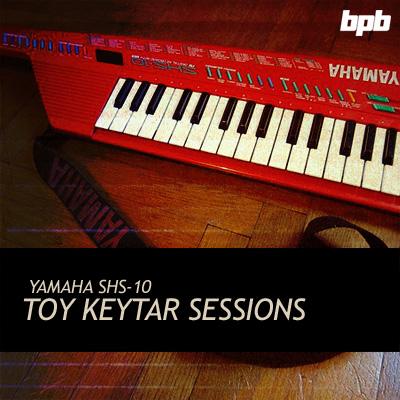 Yamaha SHS-10 Toy Keytar Sessions