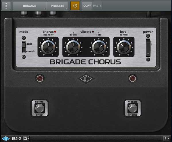 Brigade Chorus