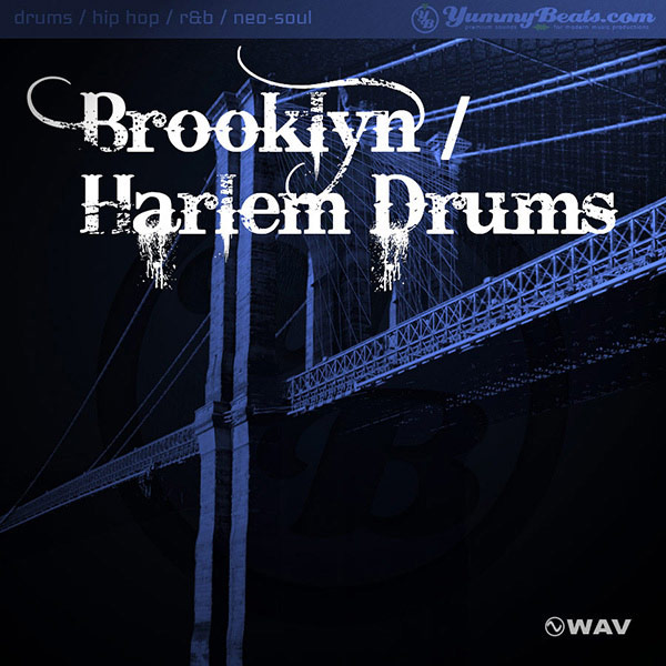 Brooklyn-Harlem Drums
