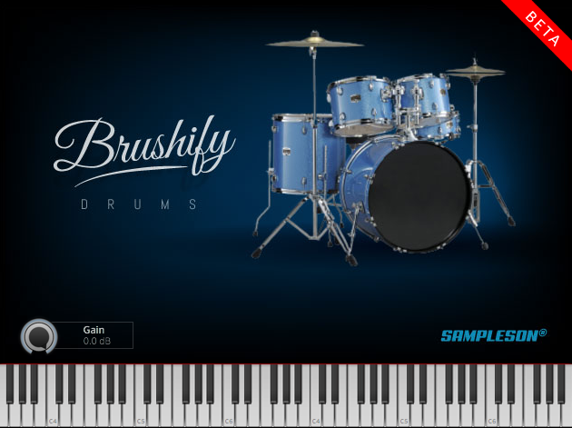 Brushify Drums