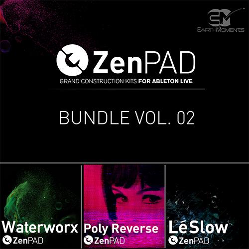 ZenPad Bundle Vol. 02 - Grand Construction Kits for Ableton Live