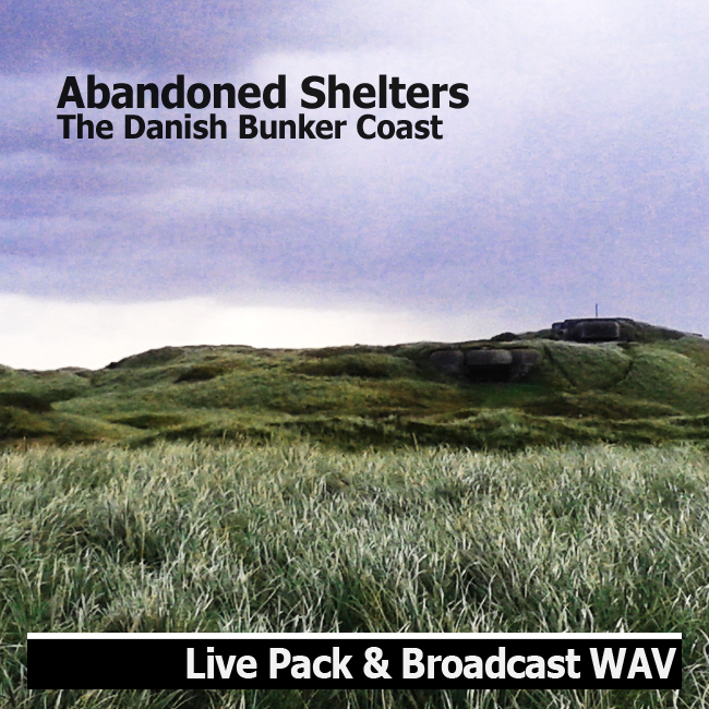Abandoned Shelters - The Danish Bunker Coast