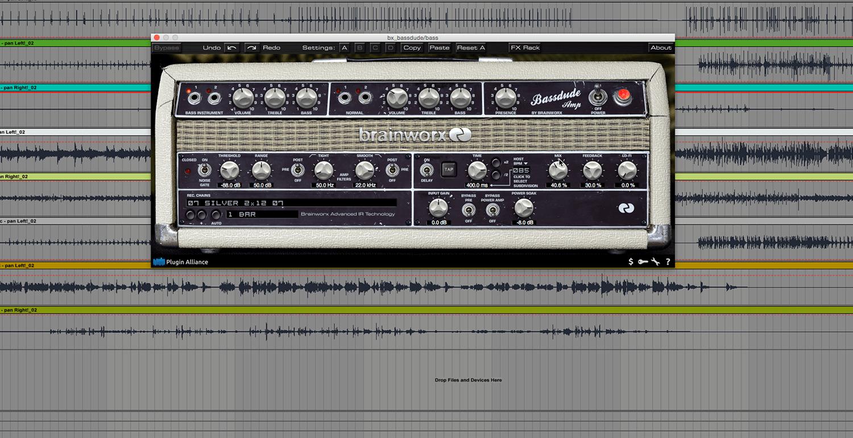 kvr brainworx bx bassdude by plugin alliance guitar amp emulation vst plugin audio units. Black Bedroom Furniture Sets. Home Design Ideas