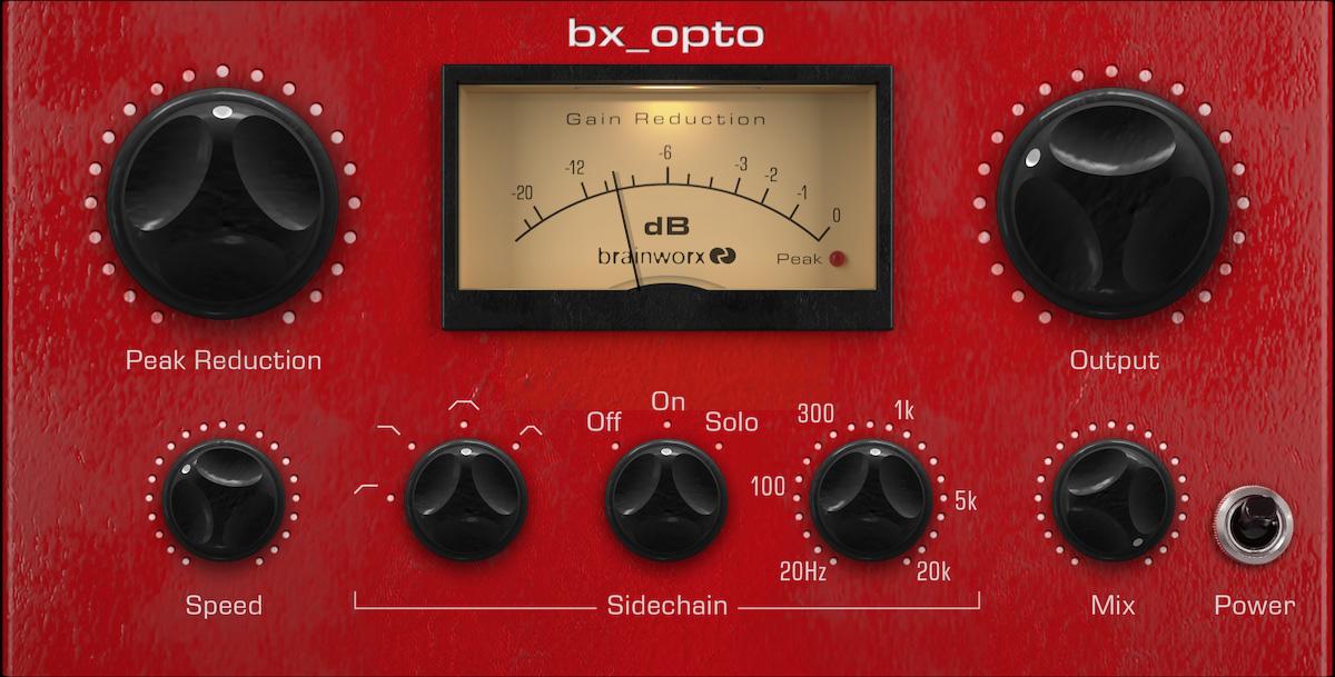 KVR: Brainworx bx_opto by Plugin Alliance - Optical Compressor VST