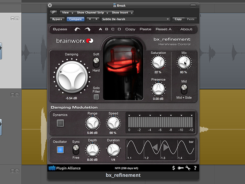 Kvr Brainworx Bx Refinement By Plugin Alliance